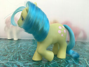 My-Little-Pony-G1-Tootsie-Vintage-Toy-Hasbro-1984-Collectibles-MLP-EXC-A