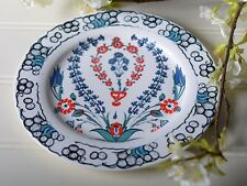 V&A IZNIK Hyacinth FINE CHINA SIDE PLATE