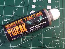 Trinity Tire White Dot Tweak Tire Traction Odorless Rubber & Foam Slot Car tires