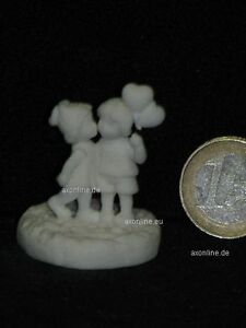 +# A006515_01 Goebel Archiv Muster Limpke Nina & Marco Mit Luftballon Porzellan Miniatur Elegantes Und Robustes Paket Porzellan & Keramik