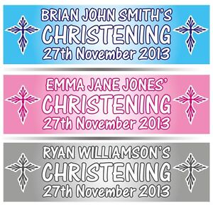 2-x-PERSONALISED-CHRISTENING-BANNER-36-034-WIDE-x-11-034-TALL-BAPTISM-HOLY-COMMUNION