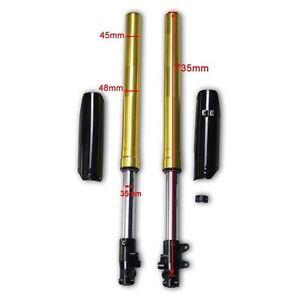 UPSIDE-DOWN-Front-Fork-Shock-Suspension-for-50cc-110-125cc-Dirt-Bike-SDG-SSR