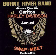 CD BURNT RIVER BAND US-Southern Blues Biker Rock 1981
