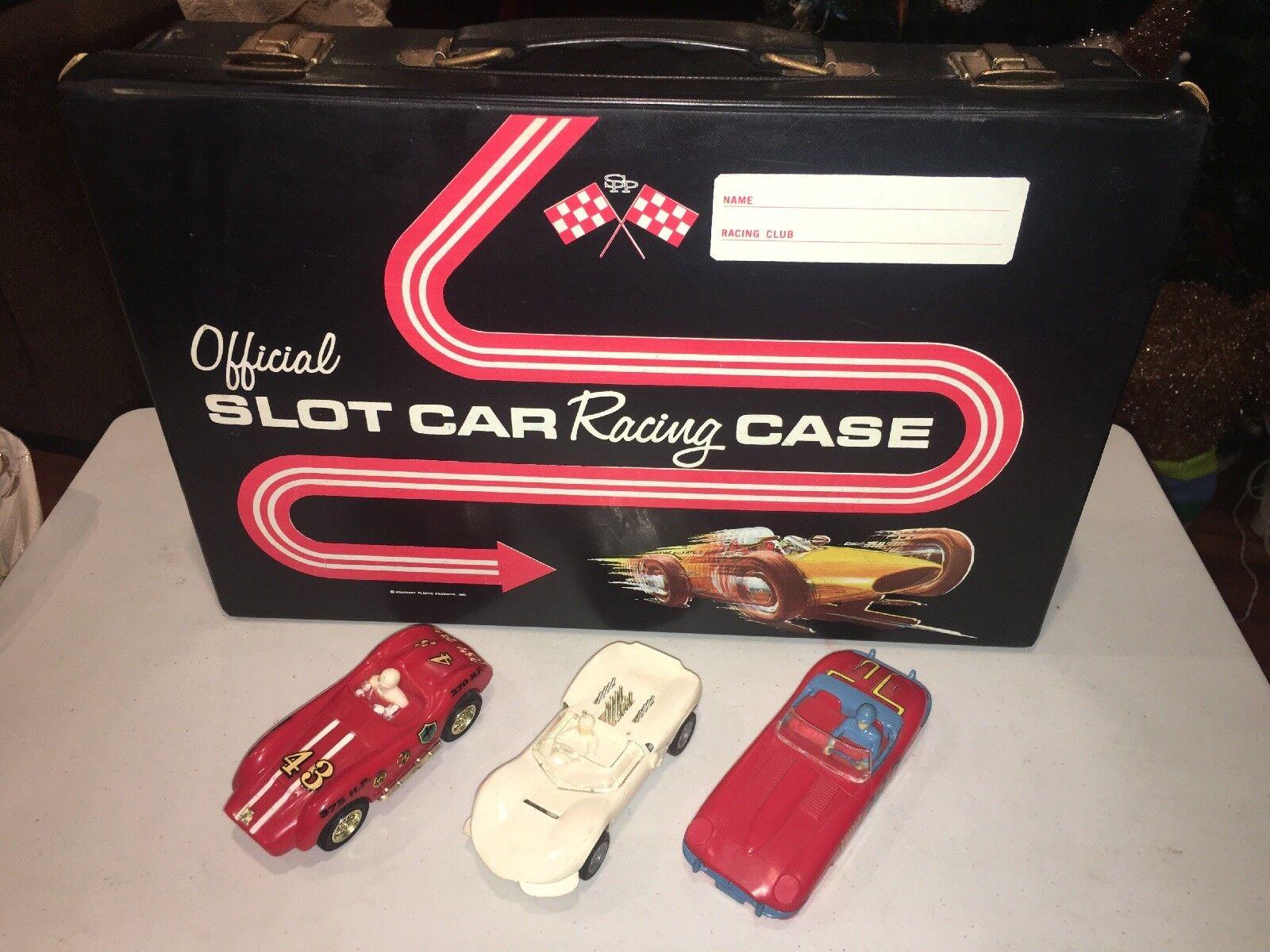 1960 ist slot car teilen viele cox - 1   24 skala & andere körper vintage - spielzeug