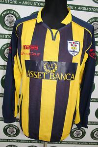 Maglia-calcio-LA-FIORITA-MATCH-WORN-shirt-trikot-camiseta-maillot-jersey