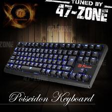 Thermaltake eSports Poseidon ZX Brown Switch Edition LED Backlit Gaming Keyboard