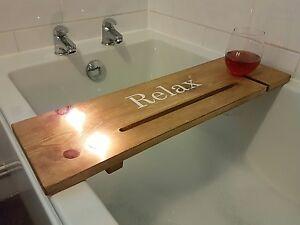 Vassoio Vasca Da Bagno : Mensola da bagno vasca da bagno caddy vassoio tel tablet vino