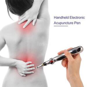 Terapia di terapia energetica per l'agopuntura della penna elettrica V3H0
