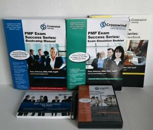PMP Exam Prep - Crosswind Success Series Bootcamp **Not Complete** Clearance