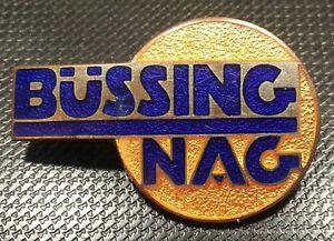 Bussing-Nag-Broche-Esmaltado-30er-Anos-Preissler-Antiguo-Original-Masa