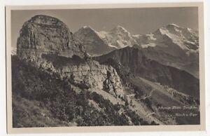 Switzerland-Schynige-Platte-Jungfrau-RP-Postcard-B204