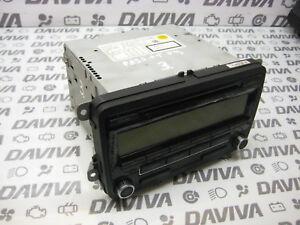 2009-VW-Volkswagen-Passat-AM-FM-Radio-CD-Player-Head-Unit-1K0035186AA-7647201360