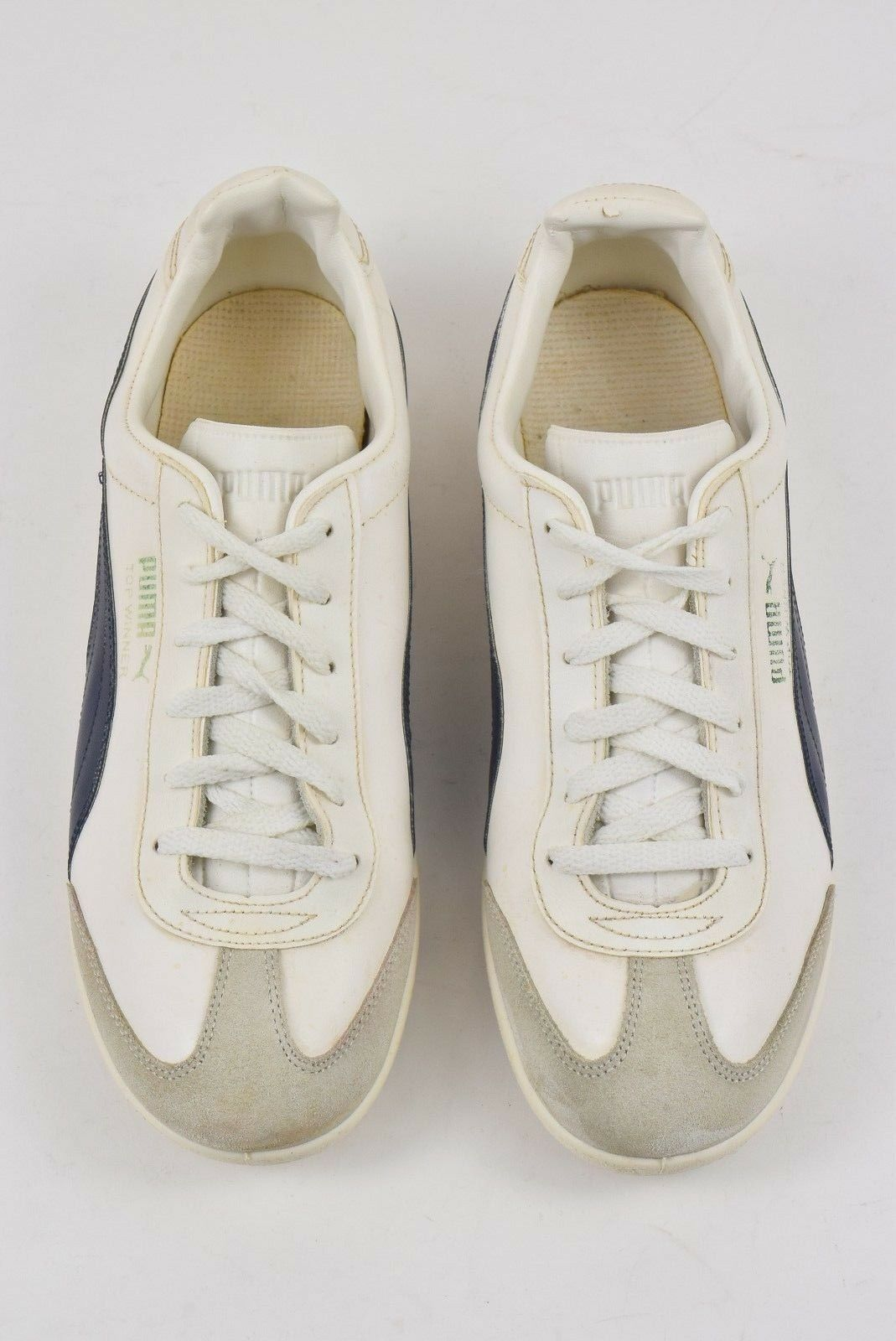 Puma Trainers Top Winner 1980 Vintage Trainers Puma Schuhes Made in  UK 6 09d7c8