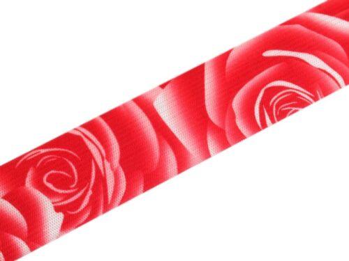 0,50m*27mm Gummiband Wäschegummi Ziergummi Gummibänder Designgummi