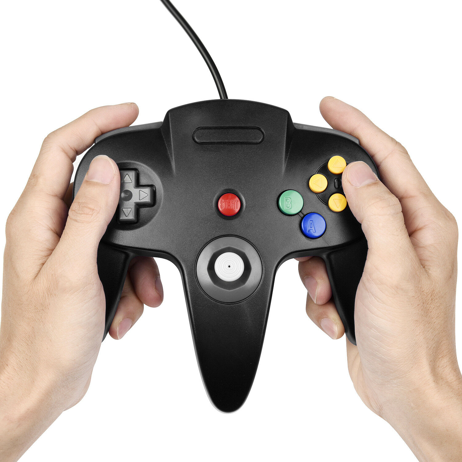 Controller Joystick Gamepad Controllers for Classic N64 Console Video Games 1x2x 12