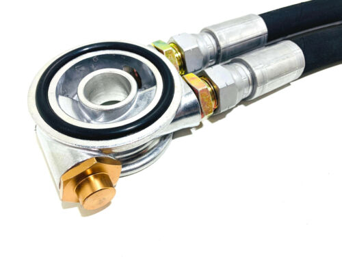 Ölkühler KIT 19 Reihen HD Edition mit Thermostat speziell für VR6 R32 R30 R29