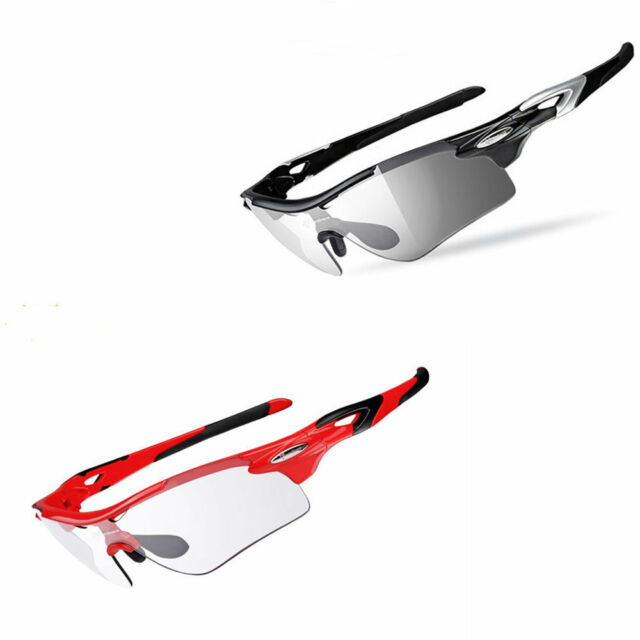 RockBros Cycling Polarized Changeable Eyeglasses with Myopia Frame Sport Glasses