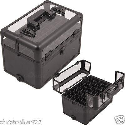 New OPI Nail Polish Manicure Pedicure Organizers Storage Case Box Travel Holder