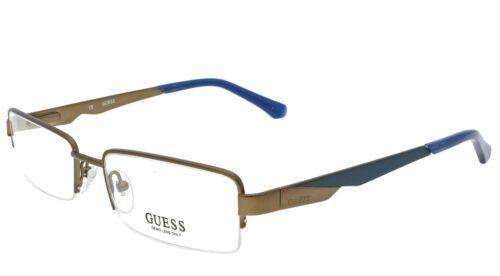 GUESS GU 1661 BRN RX Spectacles Glasses Eyeglasses Lunettes Gafas Occhiali