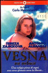 Vesna-va-veloce-1995-VHS-CGG-scatola-integra