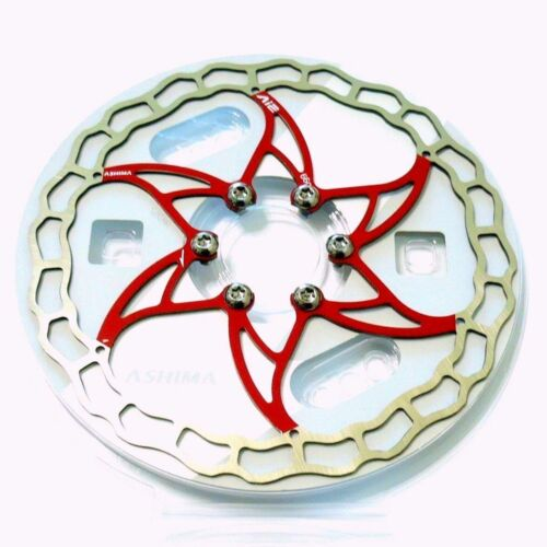 ASHIMA Color Ai2 Lightest Brake Rotor 160mm//73g Red Blue Gold Black Silver