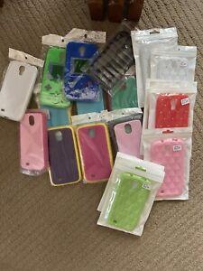 Bulk-Lot-random-Pick-Samsung-Galaxy-4-Case-lot-Of-5-Random-Variety