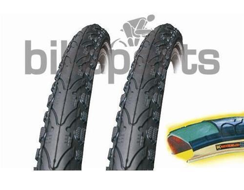 """2x Reifen Fahrradreifen Mantel 28/"""" Zoll-K 935-37-622 700 x 35C Pannensicher"""