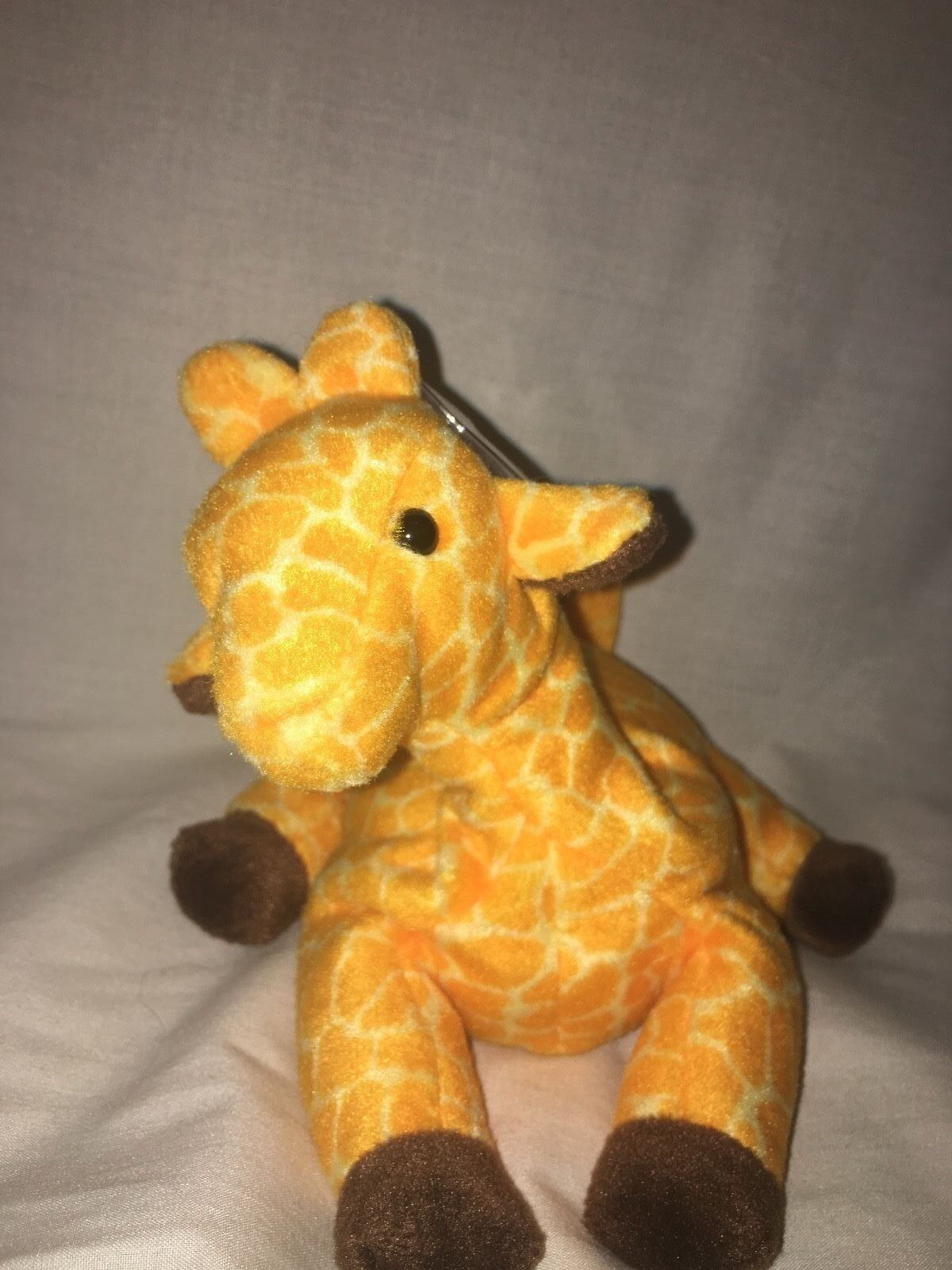 1995 Twigs Twigs Twigs the Giraffe Ty Beanie Baby in Mint Condition  3b5cb7