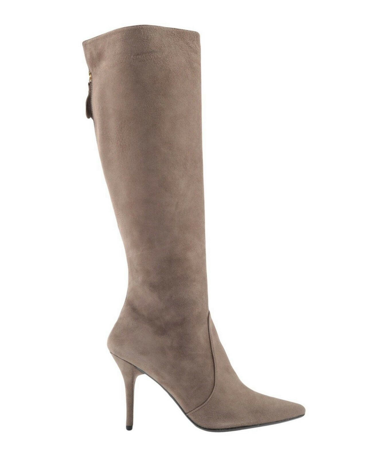 Nuevo Stuart Weitzman tan caliente Alto Gamuza botas botas botas Altas, Marrón, 38.5M  765  Mejor precio