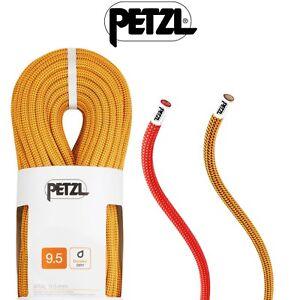 PETZL CONTACT 9.8 mm Corda Dinamica da Arrampicata Falesia Palestra per Tutti