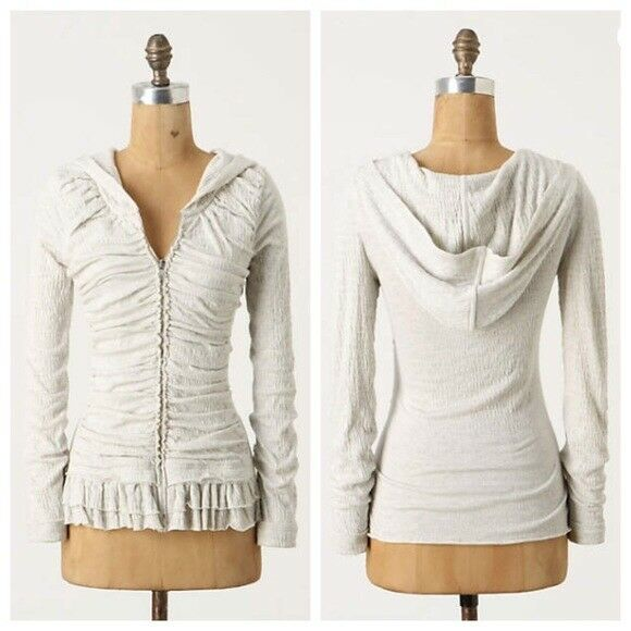 Anthropologie Anthropologie Anthropologie Pure + Good Superfluous Bellows Hoodie S fcf990