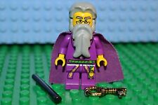 Lego minifigure Dumbledore Yellow Harry Potter 4707 4709 4729 HP008 AEPY