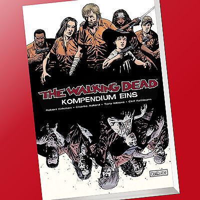 The Walking Dead (band 1-8) | Kompendium 1 | Sammelband | 1+2+3+4+5+6+7+8 Comic