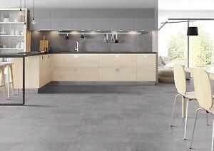 Fußboden Fliesen Muster ~ Muster der betonoptik bodenfliesen titan grau matt 30x60cm