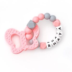 Personalised Teething Ring