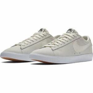 Detalles acerca de Nike SB Blazer Bajo GT Zapatos cumbre BlancoObsidiana tamaños 9.5 12 mostrar título original