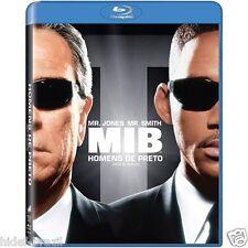 Blu-ray Men in Black Trilogy MIB + MIB 2 + MIB 3 3D [ English + Portuguese ]