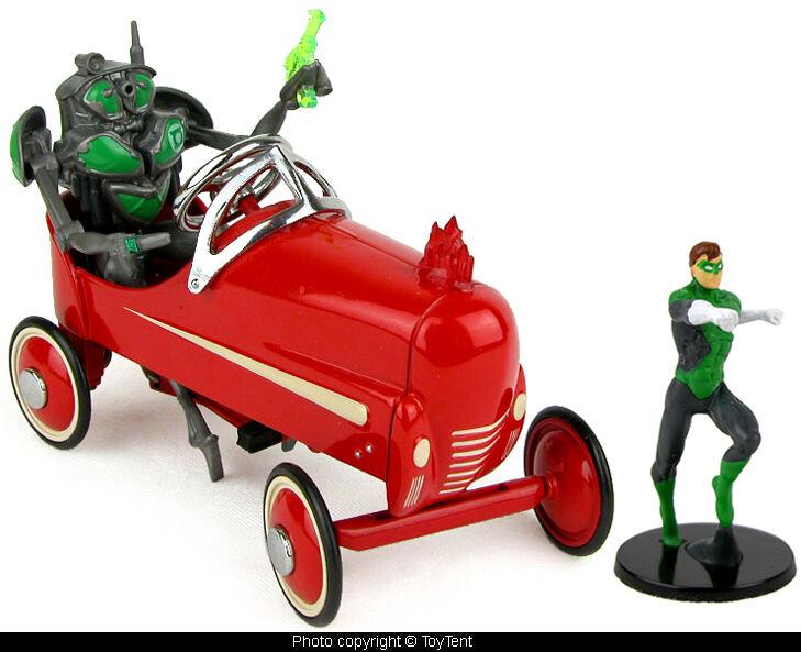 Grün lantern stel roboter 1940 gendron pionier roadster - modell ein auto