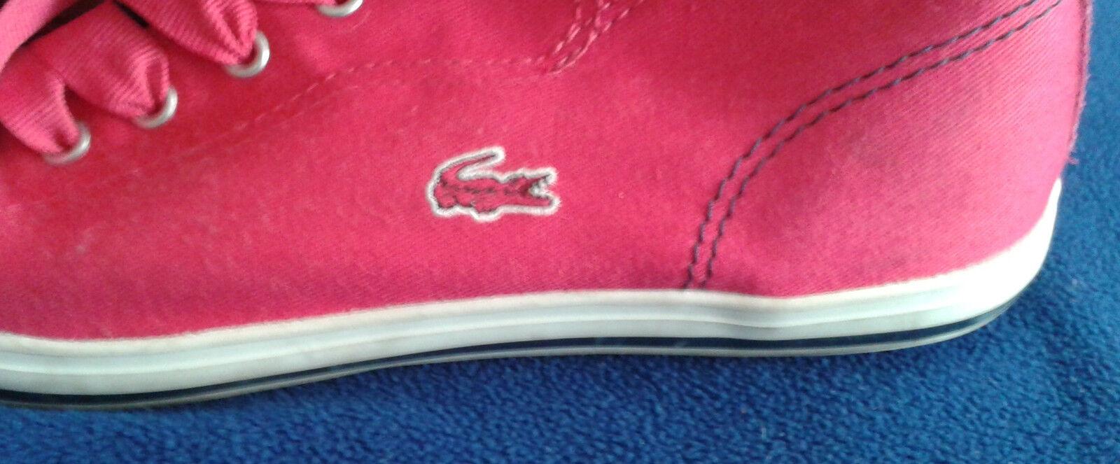 Lacoste UK Sneaker pink EUR 37 UK Lacoste 4 US 6 cc7560