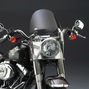 NATIONAL-CYCLE-SWITCHBLADE-DEFLECTOR-WINDSHIELD-CLEAR-N21927-MC-Harley-Davidso