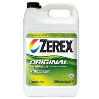 Zerex Original Green Antifreeze/ Coolant - 1 Gallon Concentrate Free Shipping
