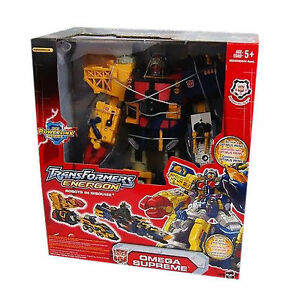 Hasbro Transformers Energon Omega Supreme Action Figure