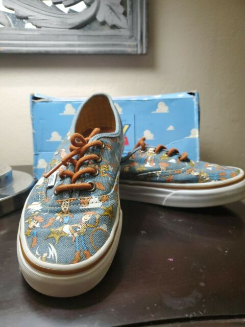 Size 4.5 - VANS Authentic x Toy Story Woody for sale online | eBay