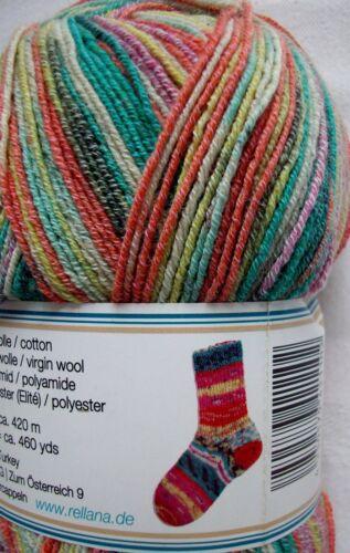 laine stretch Chaussettes laine flotte Chaussette-coton 100 g