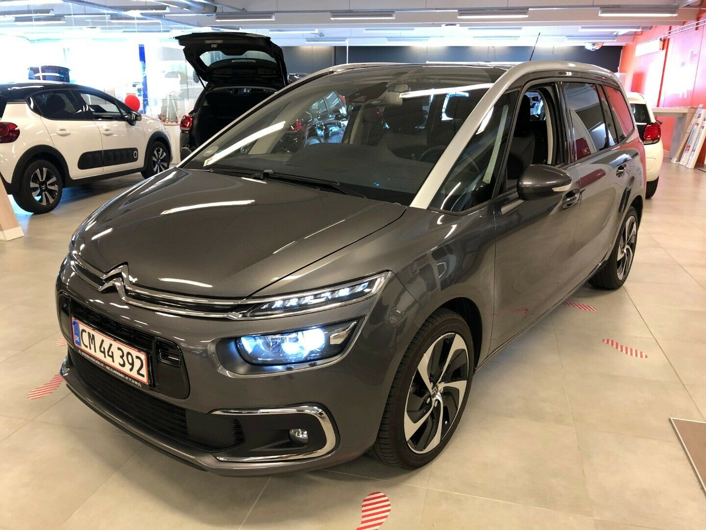 Citroën Grand C4 SpaceTourer 2,0 BlueHDi 160 Exclusive EAT8 5d