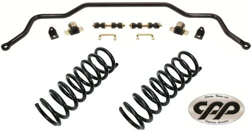 1955 1956 1957 55-57 CHEVY BELAIR FRONT SWAY BAR AND STOCK SPRING SUSPENSION KIT