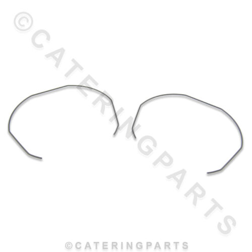 PACK OF 2 x GAGGIA 11214301 COFFEE MACHINE GROUP FILTER HOLDER BLOCKING SPRINGS