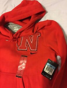 fusible veredicto Gracia  Red/black Nike hoodie (FAST SHIPPING)   eBay