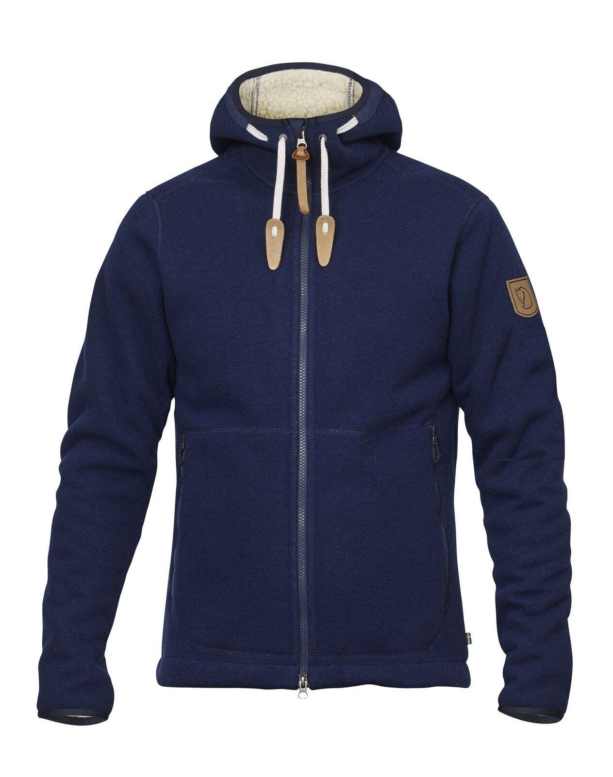 Fjäll Räven Polar Fleece Jacket M Gr.XXL navy