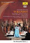 Turandot Metropolitan Opera Levine 0044007305898 DVD Region 1